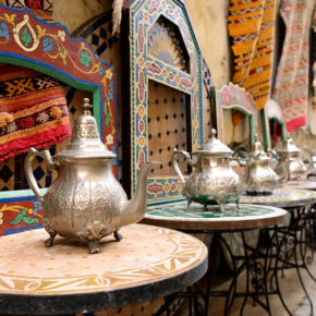 Marrakesch: 7 Tage Marokko im 4* Hotel mit All Inclusive, Flug, Transfer & Zug nur 85€