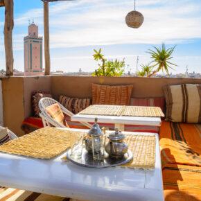 Marokko: 4 Tage Marrakesch mit guter Unterkunft, Frühstück & Flug nur 54€