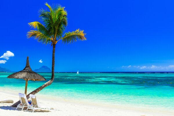 Mauritius Strandliegen