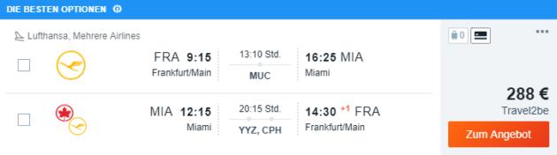 15 Tage Miami