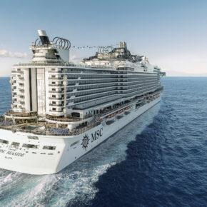 Karibik-Kreuzfahrt mit der MSC Seaside ab Miami mit Vollpension & Flug nur 739€