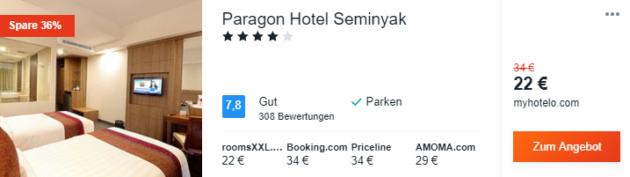 Paragon Deal