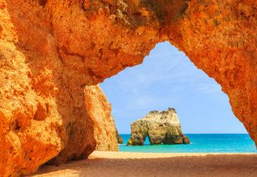 Portugal: 7 Tage Algarve mit tollem 3* Hotel inkl. Halbpension, Flug, Transfer & Zug zum Fl...