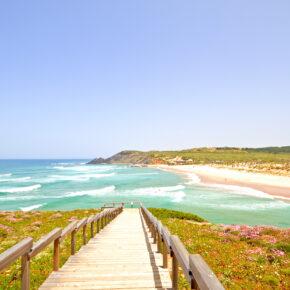 Langzeiturlaub an der Algarve: 21 Tage in Portugal mit 3* Apartment, Flug & Guide nur 699€