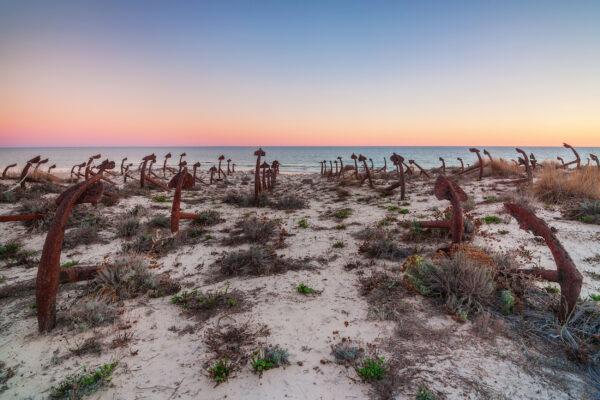 Portugal Algarve Praia Barril