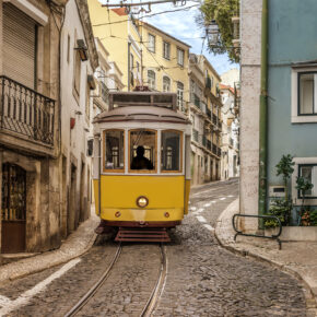 Kurztrip nach Portugal: 3 Tage Lissabon mit Suite in der Altstadt & Flug nur 41€
