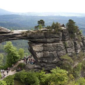 Wochenende im Elbsandsteingebirge: 3 Tage in Tschechien mit TOP Unterkunft nur 35€