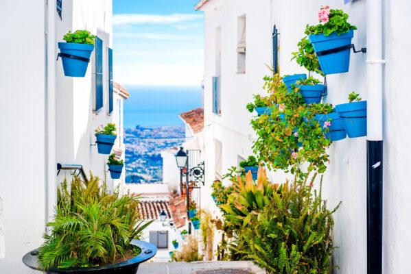 Spanien Costa del Sol Mijas