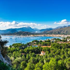 Familienurlaub: 7 Tage Mallorca im 4* Hotel mit All Inclusive, Flug & Transfer für 264€