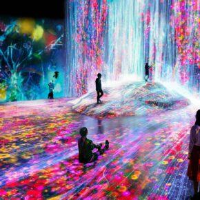 teamLab Borderless: Das magische Digital Art Museum in Tokio