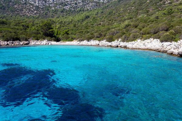 Türkei Bodrum Küste
