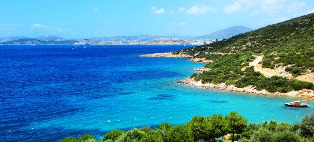 Türkei Bodrum Meer