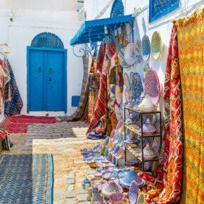 Single-Deal Tunesien: 7 Tage im TOP 5* Hotel mit All Inclusive, Flug, Transfer & Zug nur 395€