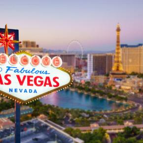 Die Party deines Lebens: 7 Tage Las Vegas im 3.5*, 4* oder 5* Hotel mit Flug ab 548€