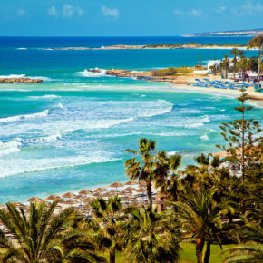 Error Fare? 7 Tage Zypern im 4* Hotel mit All Inclusive, Flug & Zug nur 95€