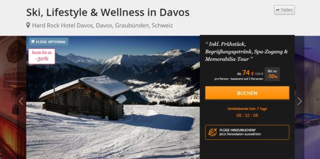 2 Tage Davos