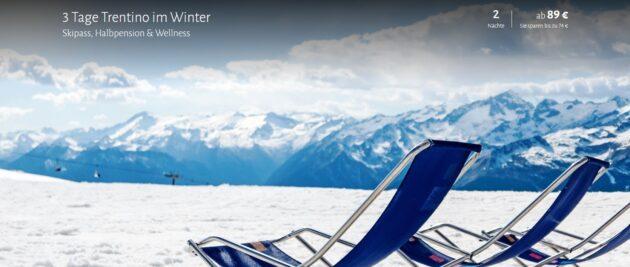 2 Tage Skiurlaub