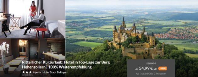 3 Tage Burg Hohenzollern