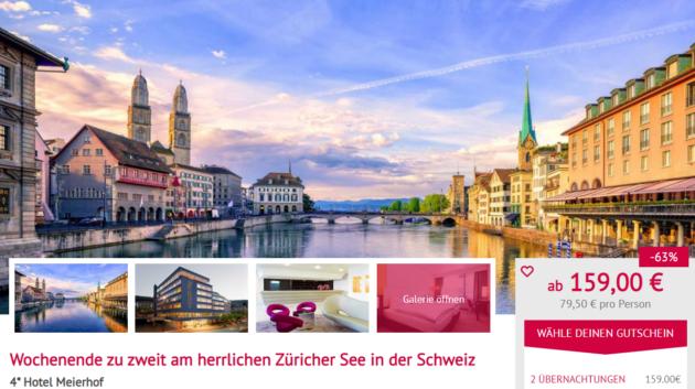 3 Tage Zürichsee