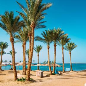 Single-Deal: 6 Tage Ägypten im tollen 5* Hotel mit All Inclusive, Flug & Transfer für 166€