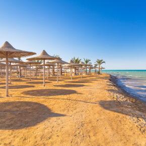Lastminute: 7 Tage Ägypten im TOP 4* Hotel mit All Inclusive, Flug & Transfer nur 179€