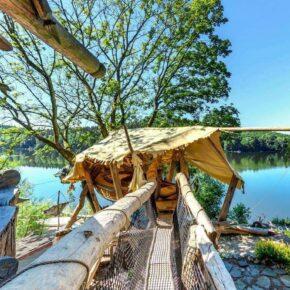 Baumhaushotels in Deutschland: Die schönsten Baumhäuser zum Übernachten