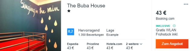 Buba House Barcelona