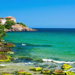 Familienurlaub Bulgarien: 7 Tage Goldstrand im 4* Hotel mit All Inclusive, Flug, Transfer & Zug nur 254€