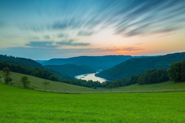 Deutschland Eifel Nationalpark