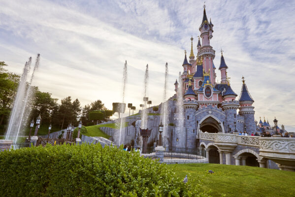 Disneyland® Schloss