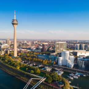 Düsseldorf im Sommer: 2 Tage übers Wochenende im zentralen TOP 4* Arthotel nur 25€