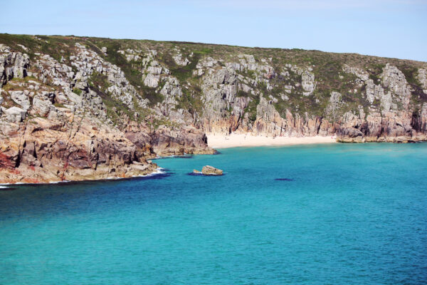 England Cornwall Porthcumo Beach
