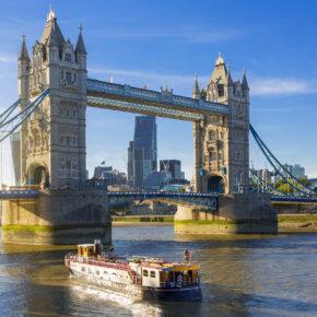 London Städtetrip: 2 Tage mit zentraler Unterkunft inkl. Frühstück & Flug nur 38€