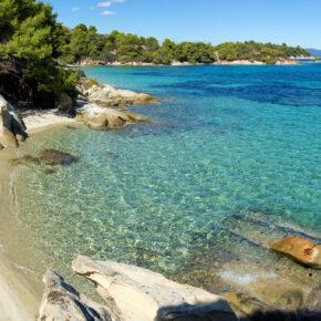 Griechenland: 7 Tage Chalkidiki im TOP 4* Hotel mit Halbpension & Flug nur 333€