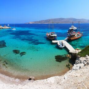 Griechenland: 8 Tage auf Kos mit Apartment & Flug nur 78€