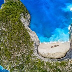 Frühbucher Griechenland: 8 Tage Zakynthos im TOP 3* Hotel mit Direktflug nur 214€