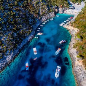 Zakynthos All Inclusive: 7 Tage im TOP 4* Hotel mit Flug, Transfer & Zug nur 356€