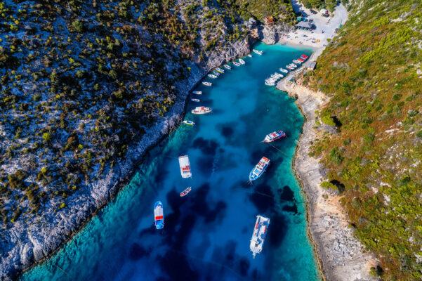 Griechenland Zakynthos Porto Vromi