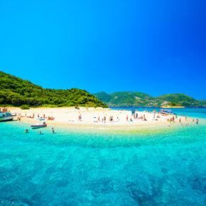 Ab nach Zakynthos: 8 Tage mit tollem 3* Studio am Meer & Flug nur 184€