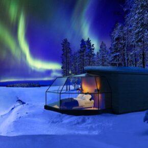 4 Tage Finnland mit TOP Apartment, Iglu, Frühstück, Nordlichter-Tour, Flug & Transfer ab 1289€