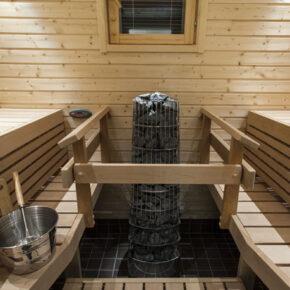 Gulo Gulo Iglu Sauna
