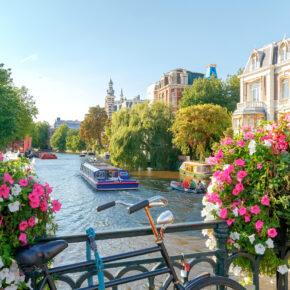 Adventszeit auf dem Kreuzfahrtschiff: 4 Tage durch Holland mit Vollpension ab 279€