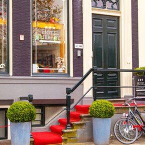 Amsterdam: 3 Tage im zentralen 3* Hotel mit Frühstück ab 59€