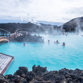 Natur, Wasserfälle & Thermalquellen: 4 Tage Island mit Unterkunft & Flug nur 167€