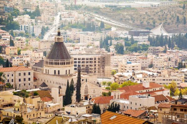 Israel Nazareth Basilica