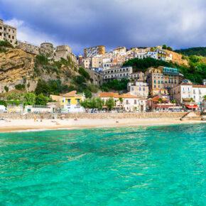 Italien ruft: 7 Tage Kalabrien im TOP 4* Strandhotel mit All Inclusive, Flug, Transfer & Zug nur 333€