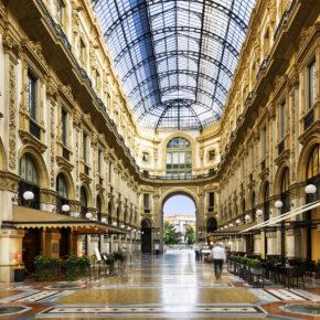 Auf zur Fashion Week nach Mailand: 4 Tage am Wochenende im 4* Hotel für 101€