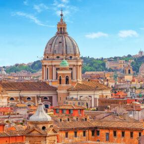 Wochenendtrip nach Rom: 3 Tage mit Unterkunft & Flug nur 48€
