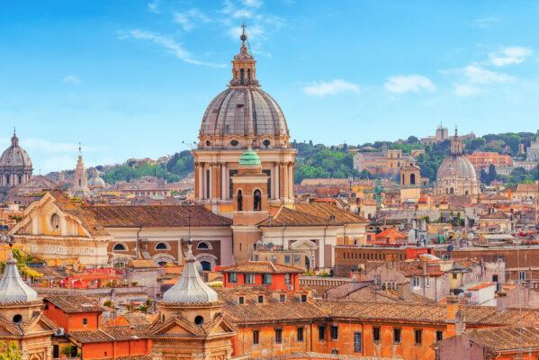 Italien Rom Terazza del Pincio