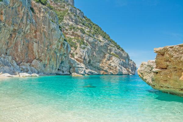 Italien Sardinien Cala Mariolu